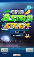 Screenshot of Epic Astro Story Lite