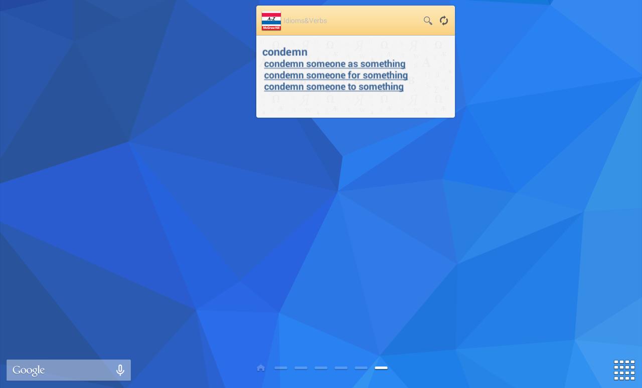 American Idioms & PhrasalVerbs - screenshot