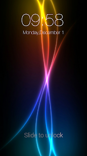 6 Photo Keypad Lock Screen App screenshot
