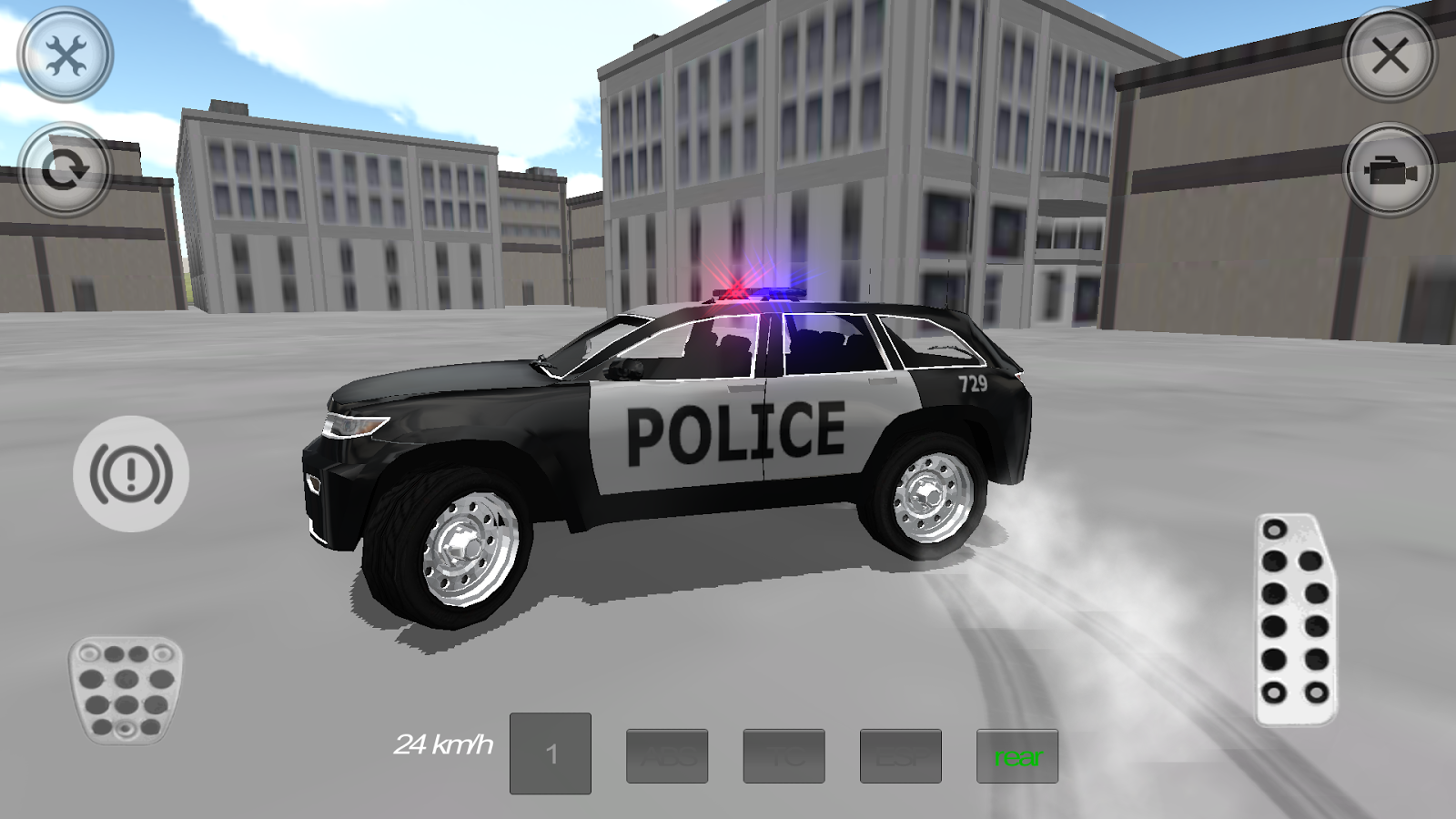 Suv Police Car Driving Android Apps On Google Play
