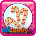 Mini Candy Cane Cooking Game icon