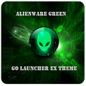 AlienwareGreen GoLauncherTheme icon
