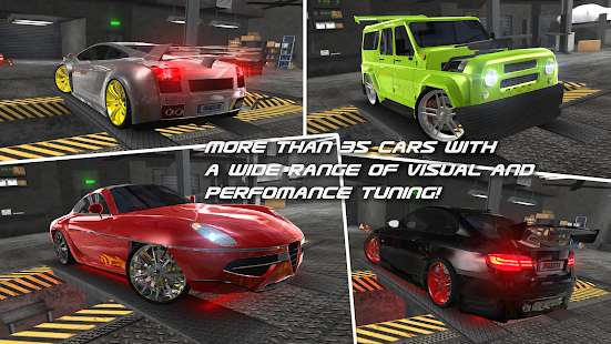 Drag Racing 3D- screenshot thumbnail