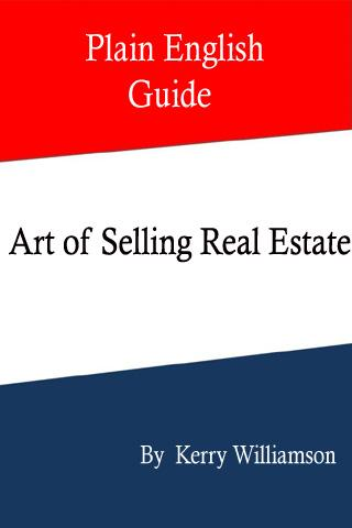Art of Selling Real Estate