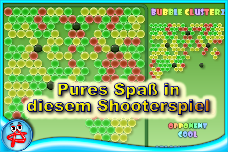 bubble shooter regeln