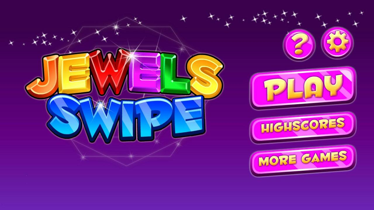 Jewels Swipe: Pocket Gems - screenshot
