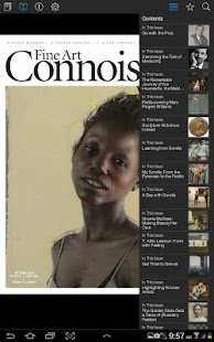 Fine Art Connoisseur Magazine- screenshot thumbnail