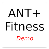 ANT+ Fitness Demo