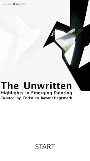 The Unwritten Exhibition