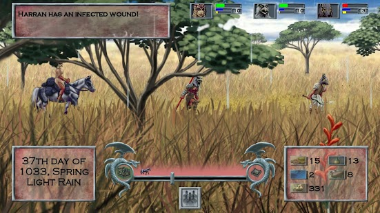 Tales of Illyria:The Iron Wall Screenshot 1