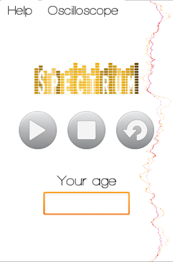 Spectrum - Audio Frequency