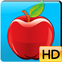 Kids Fruits HD icon