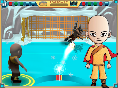 Luna League Soccer- screenshot thumbnail