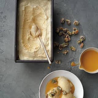 Lemon Curd-Pistachio Sundaes.