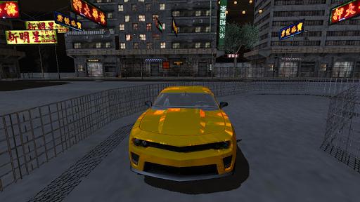 先進的停車:香港GT