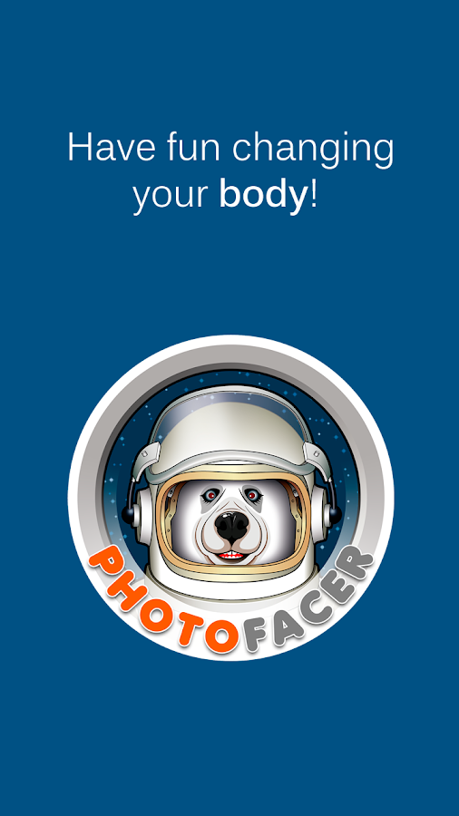 PhotoFacer - Photo Montages - screenshot