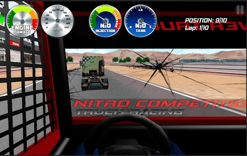 Truck Racing Nitro - screenshot thumbnail