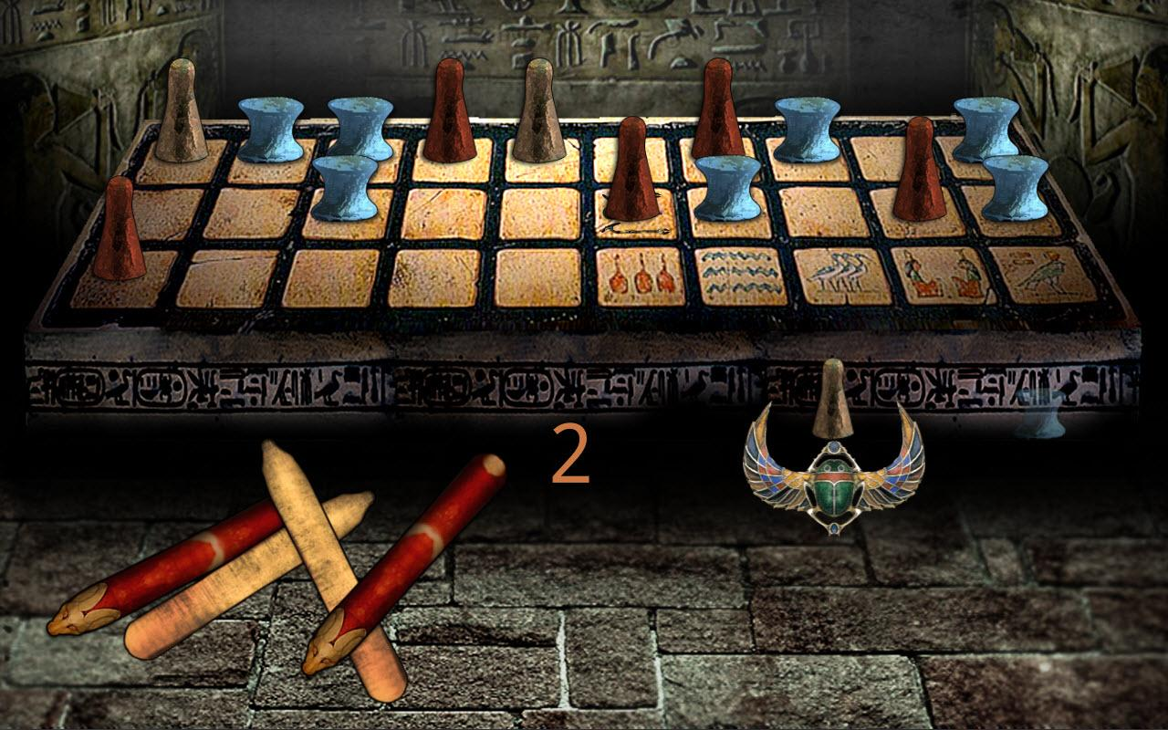 Egyptian Senet (Ancient Egypt)- screenshot