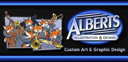 Приложения в Google Play – Alberts Illustration & <b>Design</b>