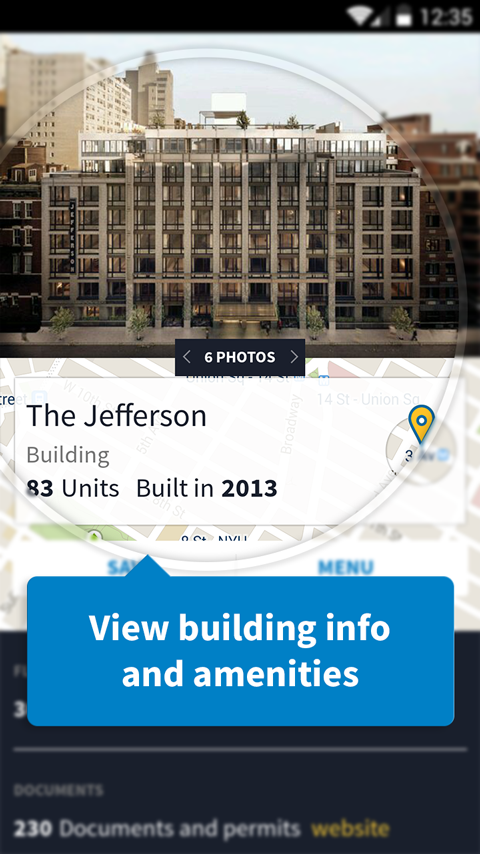 Nyc apartments and real estate android apps on google play for Real estate nyc apartments