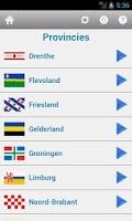 Screenshot of Nederland Radio