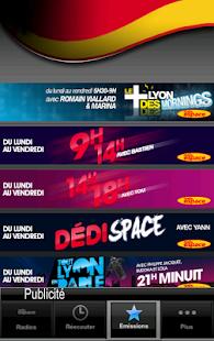 Radio Espace - screenshot thumbnail