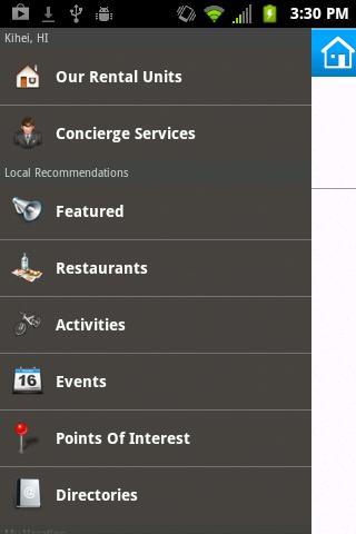 【免費旅遊App】AA Oceanfront Rentals-APP點子