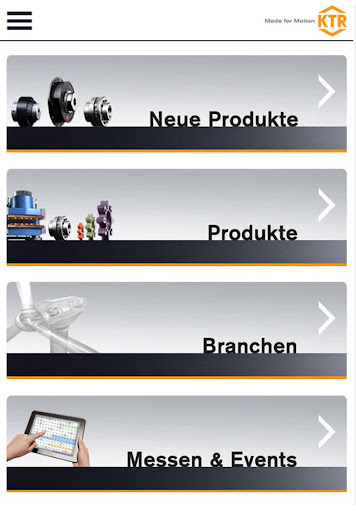 KTR Business - mobile