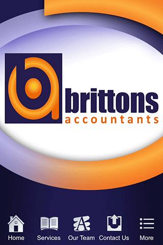 【免費財經App】Britton's Chartered Accountant-APP點子