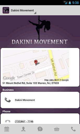 【免費健康App】Dakini Movement-APP點子