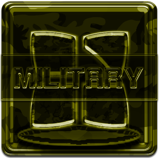Next Launcher MilitaryB Theme