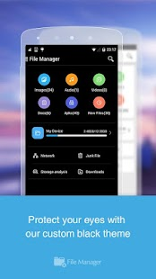 File Manager (Explorer) - screenshot thumbnail