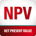 Net Present Value Calculator icon
