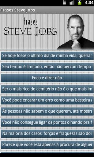 Baixar Frases De Steve Jobs 11 Para Android Download Loled Apps