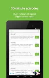 LearnEnglish Podcasts Screenshot 12