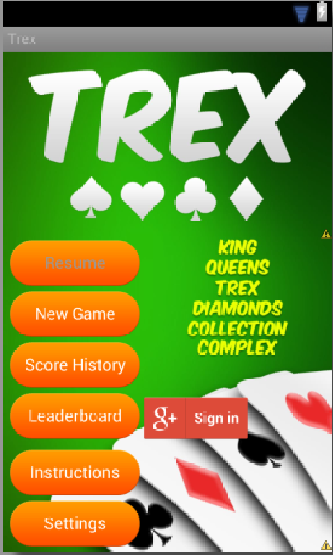 Trex Full- screenshot