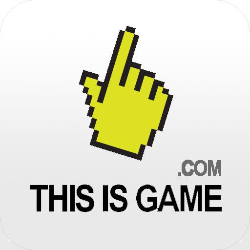 디스이즈게임 (THIS IS GAME) LOGO-APP點子