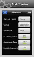 Screenshot of iVIEWMobile