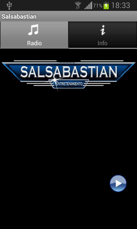 Radio Salsabastian - screenshot