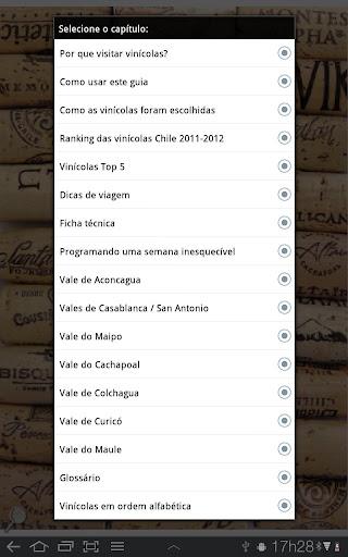 Guia de Vinícolas Chile