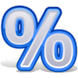 Percent Calculator - Full icon