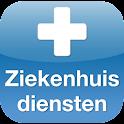 Ziekenhuisdiensten logo