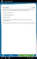 Screenshot of Pathophysiology Review