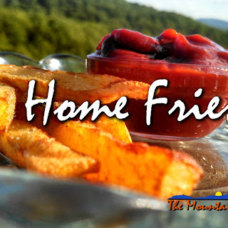 Double Fried Home Fries