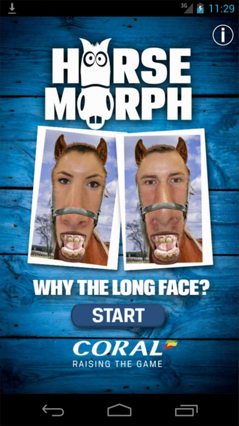 Horse Morph - screenshot
