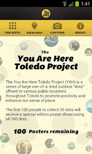 You Are Here Toledo - screenshot thumbnail