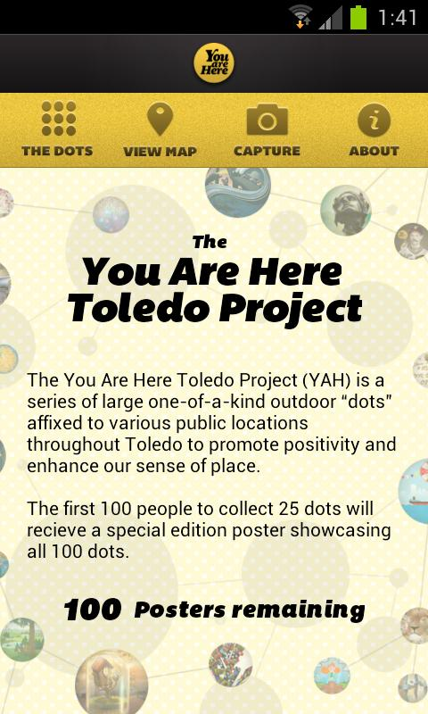 You Are Here Toledo - screenshot