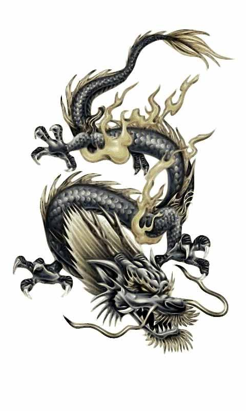 Japanese Tattoo Designs #1 - screenshot