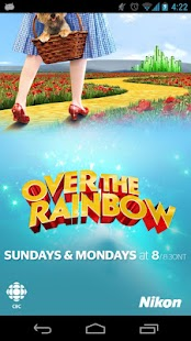 CBC Over the Rainbow - screenshot thumbnail