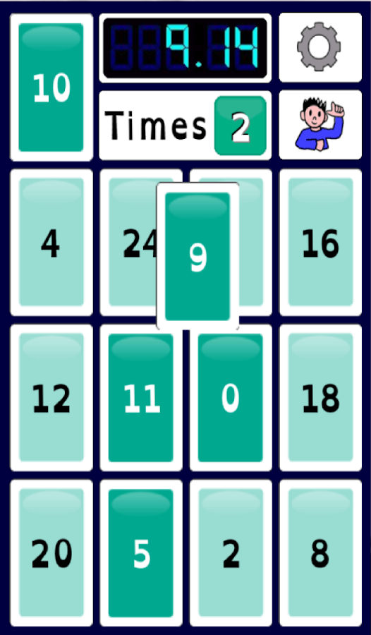 Perfect times tables android apps on google play for 99 times table